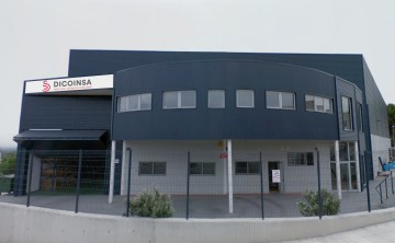 Meeting of the Advisory Committee of the Spanish Rubber Association at Dicoinsa headquarters in Sant Llorenç d'Hortons