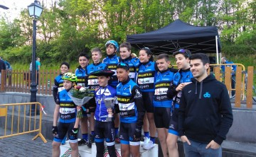 SILAM sponsors the San Sebastián Cycling School